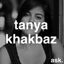 Tanya Khakbaz with Shane Mac - ask.