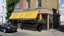 Restaurants from Eddie Redmayne