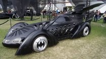Cars recommended by Bruce Wayne