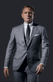 Fashion from James Bond