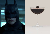 Cuisine from Bruce Wayne