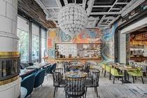 Ресторан  #СИБИРЬСИБИРЬ, Москва
