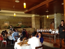 Mezzo Mezzo, Italian Restaurant at J W Marriott Hotel, Mumbai