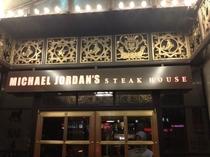 MICHAEL JORDAN'S STEAK HOUSE, Chicago