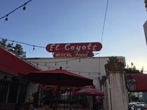 El Coyote, Лос-Анджелес
