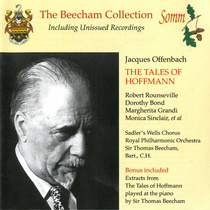 Offenbach: Tales of Hoffmann (Recorded 1947)