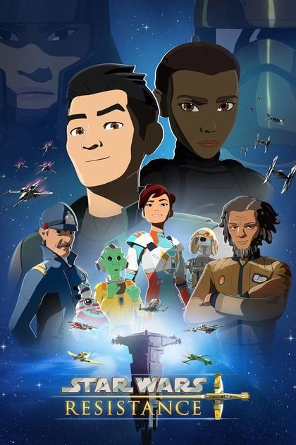 Star Wars Resistance   2018