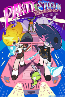 Panty & Stocking with Garterbelt |